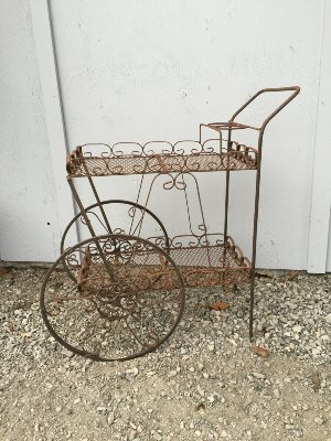 RACHEL MINI TEA CART