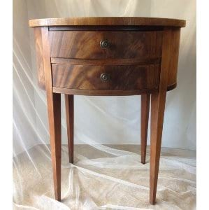 SAGE SMALL WOOD SMALL SIDE TABLE