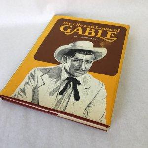 CLARK GABLE WESTERN BOOK