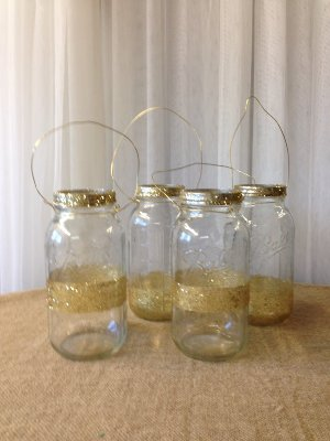 1/2 Gallon Mason Jars
