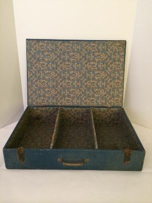 CECILY Vintage blue Case