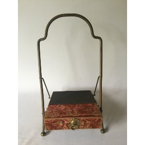 EDWIN VICTORIAN BOOK STAND EASEL