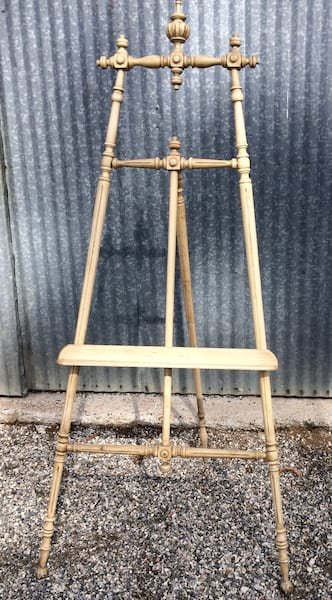 ZACHARY LARGE FRENCH IVORY EASEL