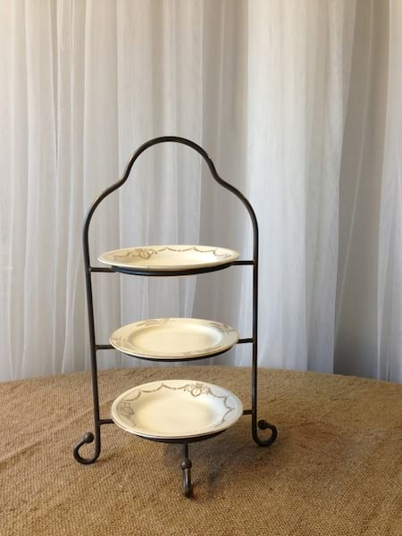 3-Tier Small Dessert display