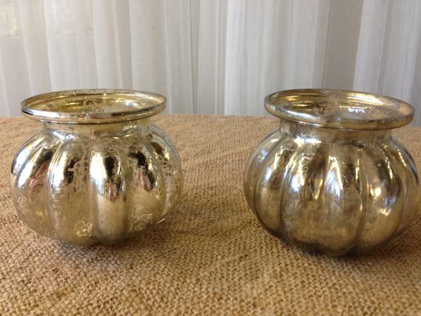 Small Mercury Glass