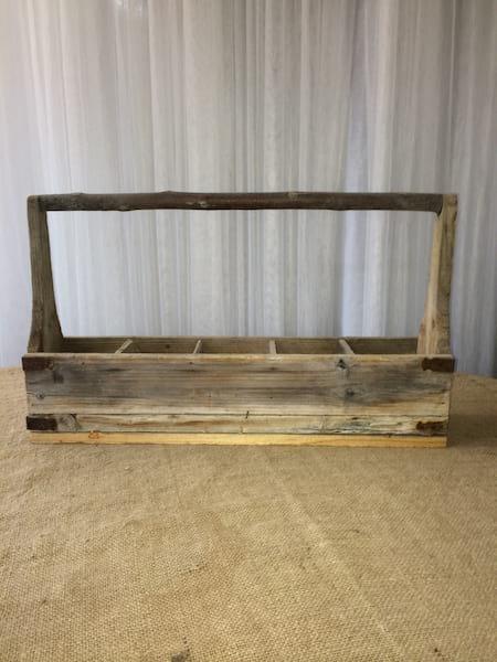Ben Wood Tool Box