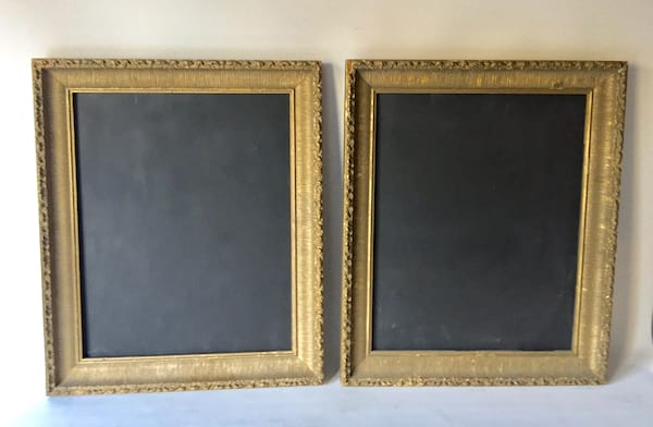 Matching Gold Frames (16x20)
