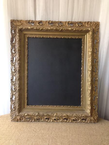 FELICE Vintage Gold Frame 16 x 20