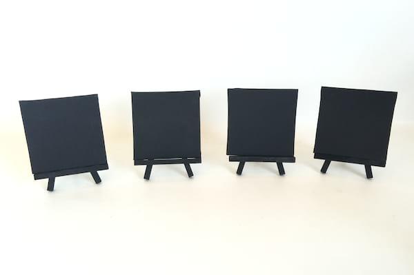 4x4 chalkboards