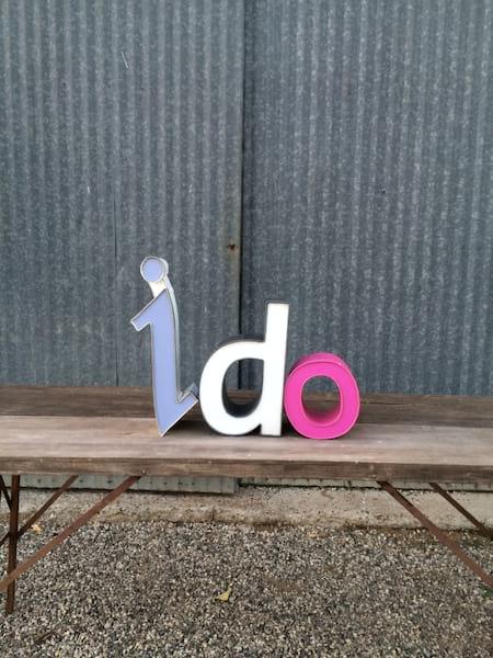 I do…. Lettering