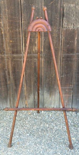 EMERY Vintage Wood Easel