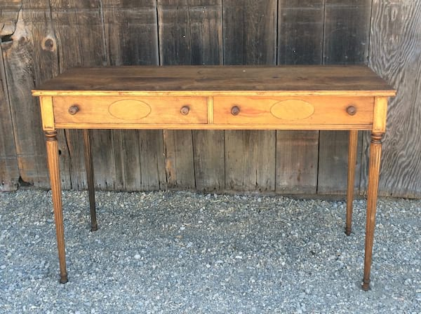 WILLIAM WOOD SMALL BUFFET TABLE