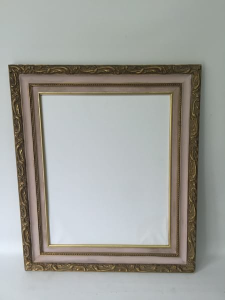AVERY PINK AND GOLD 16 X 20 FRAME