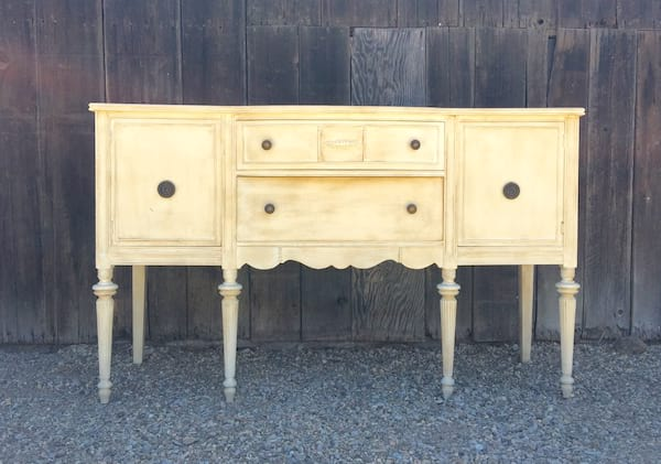 EMILY CREAM SIDEBOARD