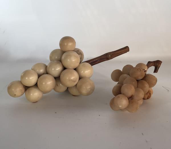 Alabaster grapes