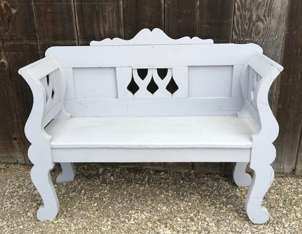 GEORGE GRAY BENCH