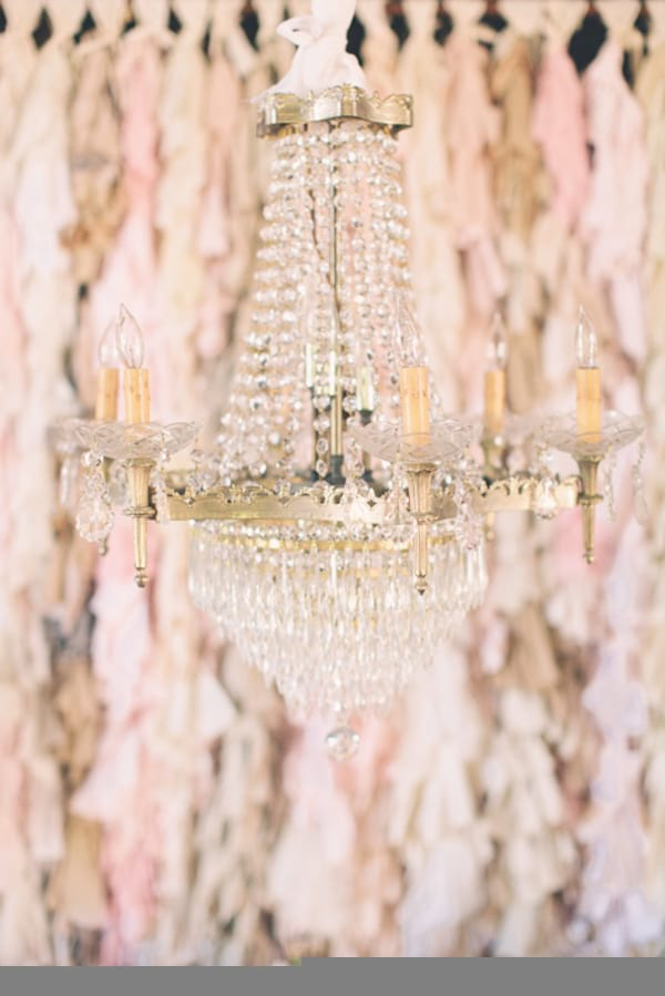 CHARLEEN FANCY CHANDELIER