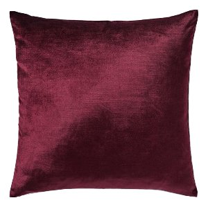 Berry Luster Velvet Pillow