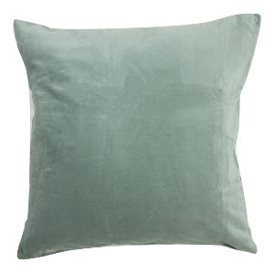 Dusty Green Velvet Pillow