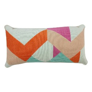 Miami Sunset Pillow