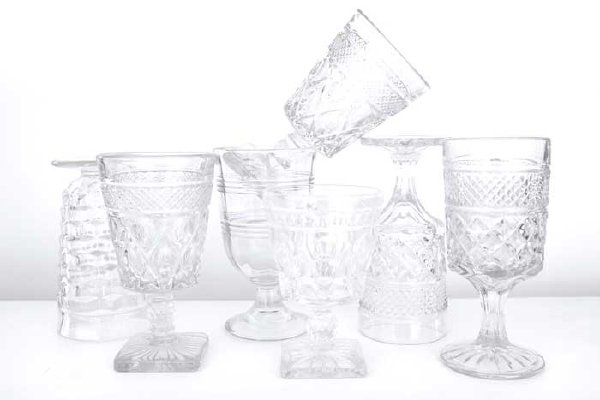 Clear Goblet Collection