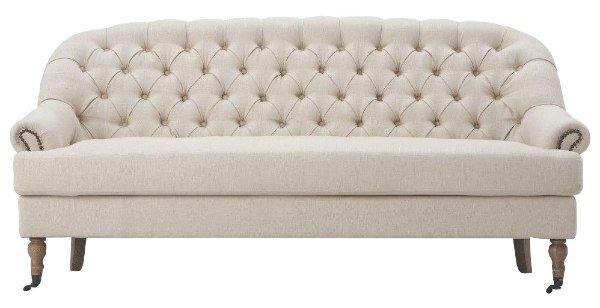 Virginia Tufted Sofa