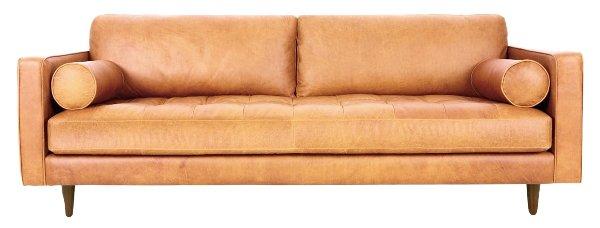 Carter Leather Sofa