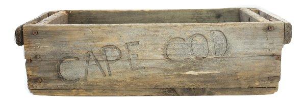 Cape Cod Wooden Box