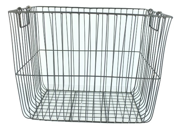 Large Rectangular Wire Basket