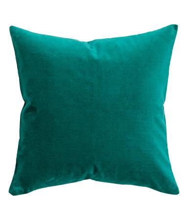 Emerald City Velvet Pillows