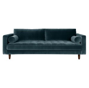 Hamilton Pacific Blue Sofa