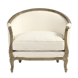 Ivory Geoffrey the II Chair