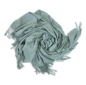 Dusty Blue Throw