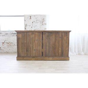 Reclaimed Wood Bar 74