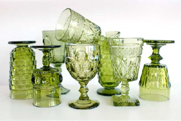 Green Goblet Collection