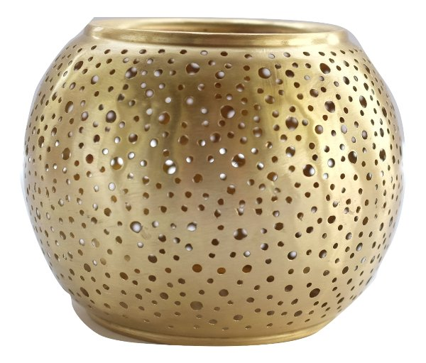 Moroccan Candle Holder, Lrg