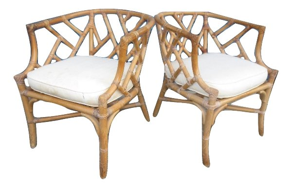 Bailey Bamboo Chairs