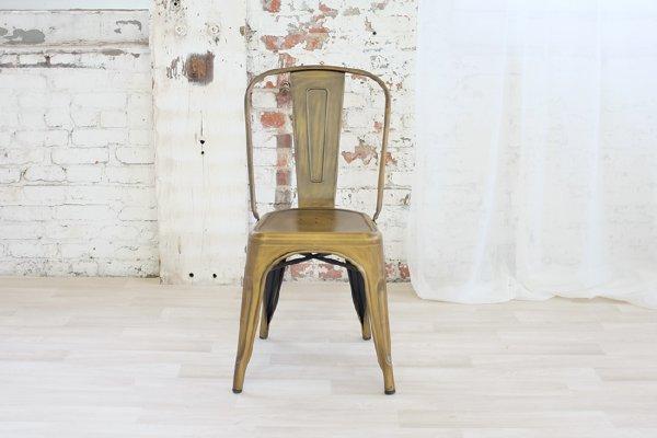 Copper Tolix Chair