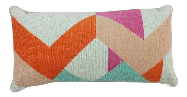 Miami Sunset Pillow