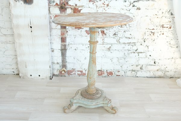 Patina Distressed Side table