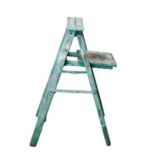 Vintage Blue Ladder