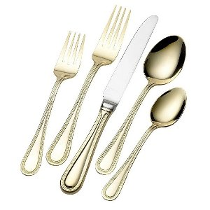 Wallace Gold Flatware