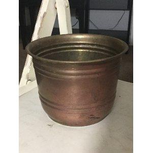 Small Copper Bucket