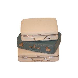 Retrograde Suitcases