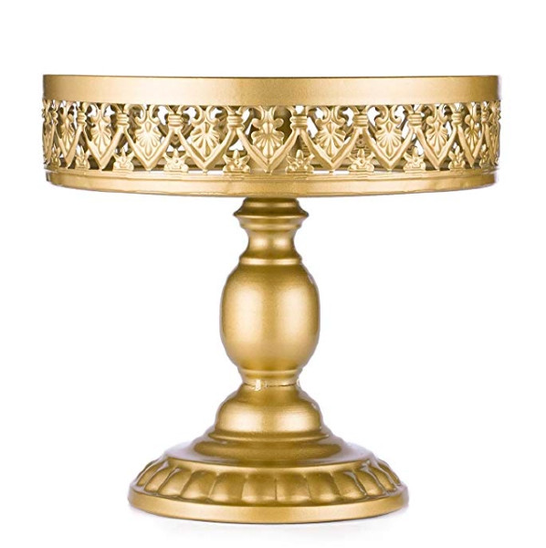 Large 18K Cake Stand