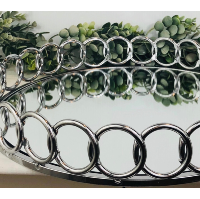 Alluring Mirror Tray