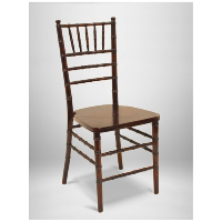 Mahagony Chiavari Chair