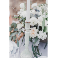 Summery 'Mint' Candlestick