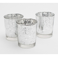 Silver Mercury Votives