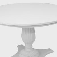 Petrichor Table - Round White